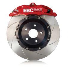 Новые сбалансированные тормозные наборы EBC Brakes