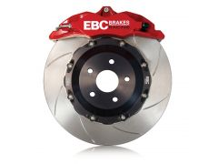 Купить Спортивные тормозные системы Apollo EBC Brakes ©