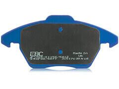 Купить Тормозные колодки Bluestuff Киев EBC Brakes ©