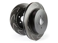Купить Спортивные тормозные диски BSD Grooved EBC Brakes ©