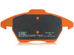 Купить Тормозные колодки Orangestuff Киев EBC Brakes ©