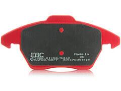 Купить Тормозные колодки Redstuff Киев EBC Brakes ©