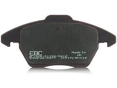 Купить Тормозные колодки с улучшенными характеристиками Ultimax2 EBC Brakes ©